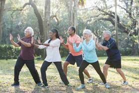Tai Chi for Seniors Quintana Community - San Antonio, TX